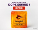 CS:GO DOPE STICKERS: SERIES 1 (COMPLETE EDITION) 15 PACK thumbnail