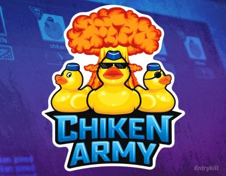 CHIKEN ARMY (CS:GO DOPE SERIES 1)