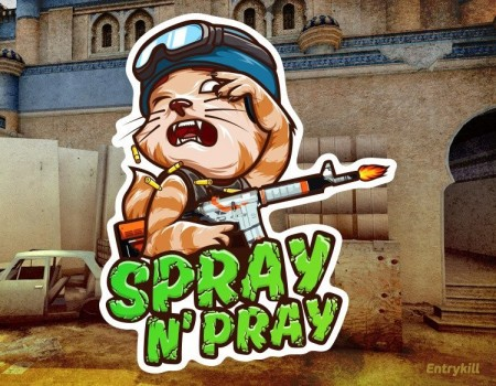 SPRAY N´ PRAY (CS:GO DOPE SERIES 1)