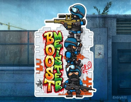BOOSTMEISTER (CS:GO DOPE SERIES 1)