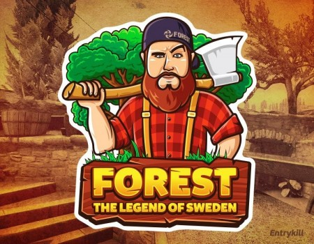FOREST - THE LEGEND OF SWEDEN (CS:GO DOPE SERIES 1)