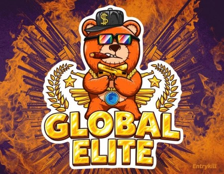 GLOBAL ELITE (CS:GO DOPE SERIES 1)